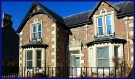 Self Catering Inverness at Broadstone Park